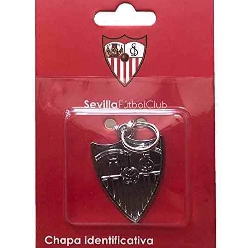 SEVILLA FC Chapa Identificativa para Perro