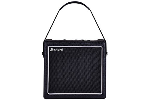 Chord | Mini Rock Station Guitar Amplifier | FX, Amp models, Mains or Battery Powered & realistic Tube Emulation