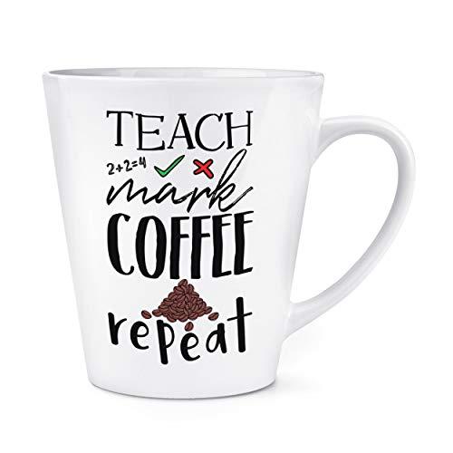 Lerne die Mark Kaffee Dupliziert 12oz Latte Becher Tasse