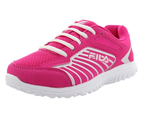 Fila Rocket Fueled Running Girl's Shoes Size