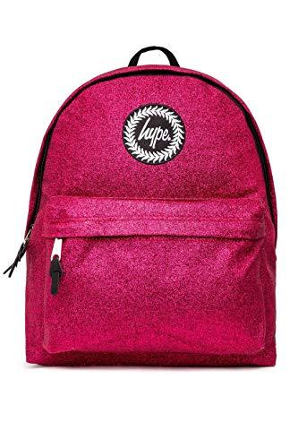 Hype Rucksack Pink Glitter
