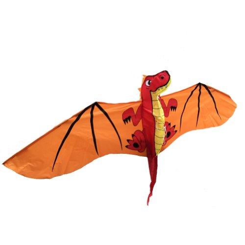 Cerf-volant monofil dinosaure 71 x 120 x 14 cm