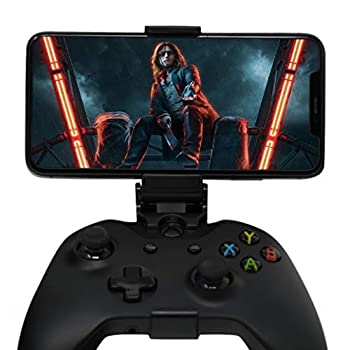 Chasdi X1 Controller Phone Holder Clamp Clip for Xbox One and fits iPhone Samsung LG Sony Huawei HTC