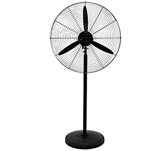 Qi Peng Bodenventilator - Industrieller elektrischer Ventilator, leistungsstarker Bodenventilator, Wandventilator/Kunststoffstahl, Blatthörner (Farbe : Leaf Horns, größe : 500X)