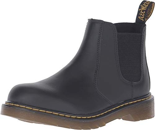 Dr. Martens 2976 Y Chelsea Boots, Schwarz Schwarz Softy T 001, 37 EU