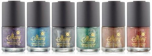 SHANY Cosmetics Magnetic Nail Polish Nagellak, Hemelse kleuren