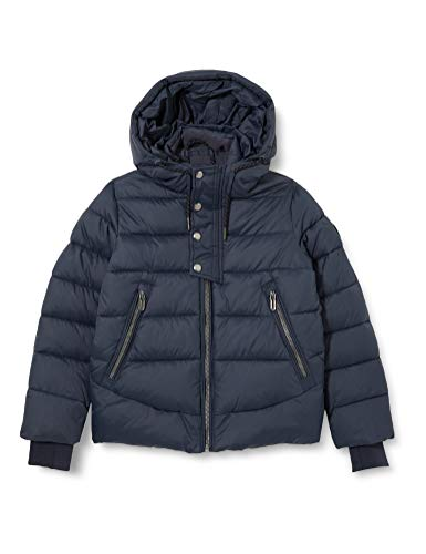 Teddy Smith Boy's 62006462d Jacket, Old/Encre, 14 ANS