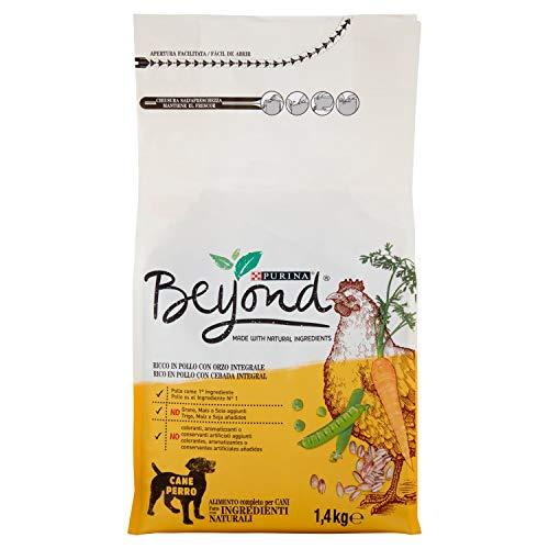 Purina Beyond® Simply 9 Croccantini pour Chiens Riche en Poulet avec orge intégrale 1,4 kg