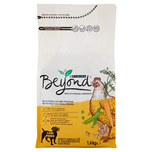 PURINA Beyond Bag 1.4 Kg Dry Simply Chicken Food For Dogs