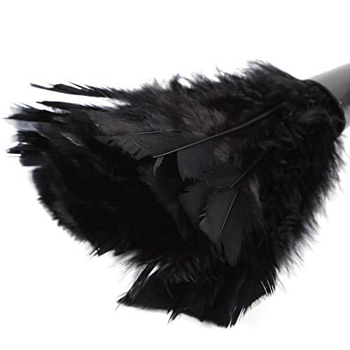 FOLOSAFENAR Duster Tool, Duster Reutilizable Fácil para Ventilador de Techo para Coche(Black)