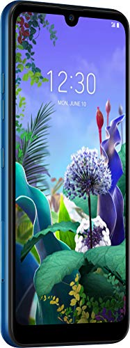 LG Q60 - Smartphone (Pantalla LCD de 15,9 cm (6,26 Pulgadas), 64 GB de Memoria Interna, 3 GB de RAM, MIL-STD-810G, Dual SIM)