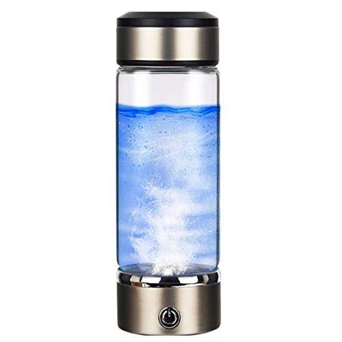 BianchiPamela Hydrogen Water Generator Portable for Pure H2 Hydrogen-Rich Water Bottle