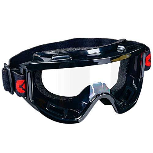 Xiaolizi Nieuwe Anti-Shock en Windproof Stofzuiger Virus Bril, Industriële Outdoor Riding Bril Beschermend Werk.