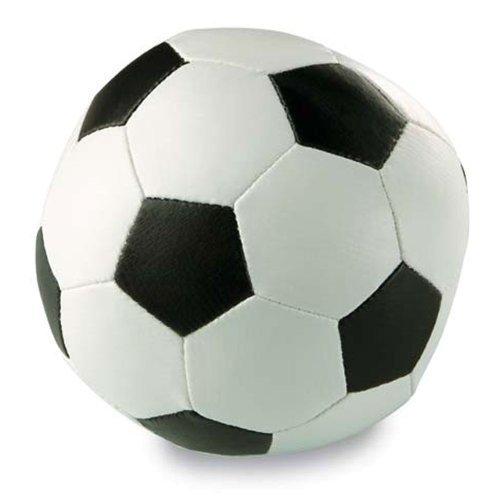 Kinder Indoor Fußball Klein 10cm Weich Erhältlich In Verschiedenen Farben - Schwarz
