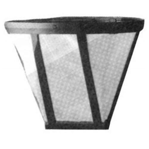 Tecnhogar 00777 Filtro cafe nylon, Gris