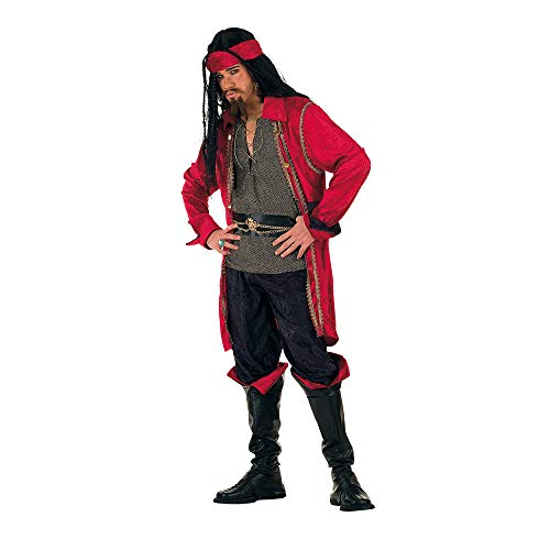 Limit Valorius' : Corsaire Pirate Man Costume, 2XL