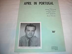 Best april in portugal sheet music Reviews