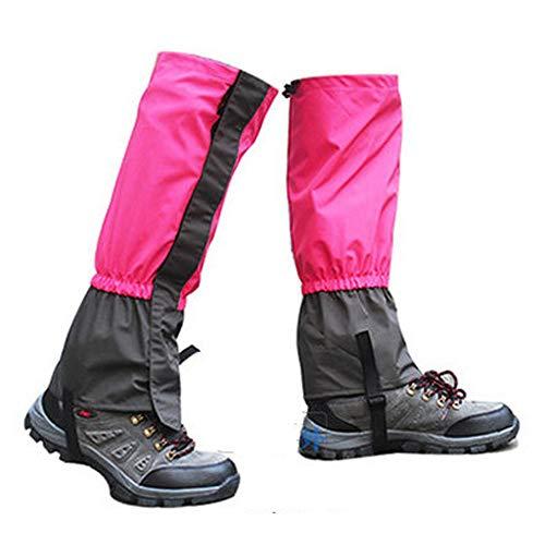 TourKing Randonnée Gaiters 1 Paire Étanche en Plein Air Marche Escalade Neige Botte Jambe Gaiter Hommes Femmes Chasse Courir