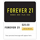 Forever 21 Flowers Email Gift Card