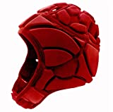 Tychon Premium Soft Padded Headgear - Protection Scrum Cap for Youth & Adults - Soft Helmet for Flag...