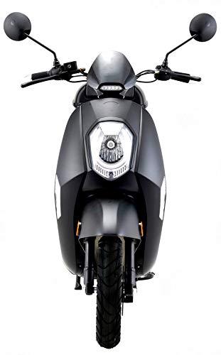 E-Mofa Elettrico Li E-Motorroller in schwarz Bild 5*
