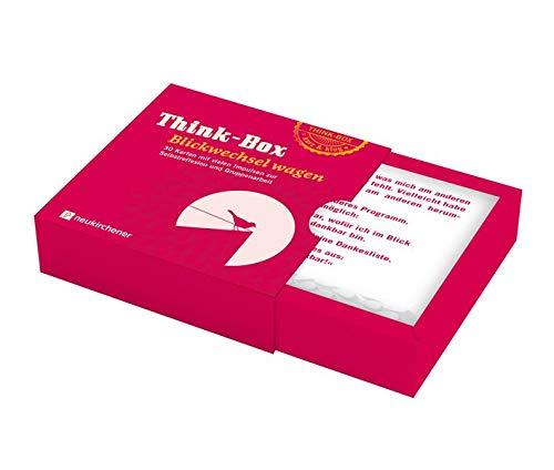 Think-Box - Blickwechsel wagen: 30 Karten mit vielen Impulsen zur Selbstreflexion und Gruppenarbeit