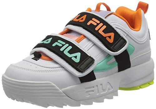 FILA Disruptor Straps wmn zapatilla Mujer, multicolor (Multicolour), 39 EU