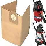 10 x CLARKE VAC KING VACUUM CLEANER HOOVER DUST BAGS CVAC20 CVAC30