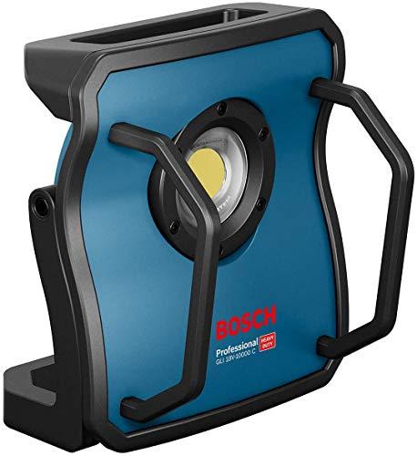 Bosch Professional accu bouwlamp GLI 18V-10000 C (zonder accu, 18 volt systeem, lichtsterkte: 10.000 lm, in doos)