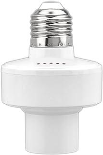 DEVELE Smart Wifi Licht Socket 433Mhz Rf Draadloze Slimme Lamp Adapter Lamphouder Base Ac Smart Leven/Tuya Draadloze Voice...