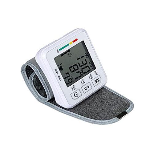 SXTYMV Monitor de presión Arterial Portátil Tensiómetro de Brazo Digital Lecturas de Presión Arterial Rápidas Cómodas Y Precisas Validado Clínicamente