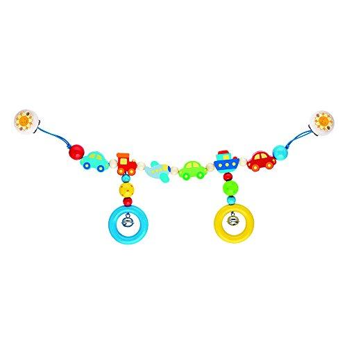 Heimess 736000 Kinderwagenkette Fahrzeuge