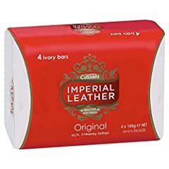 Made in Britan Cussons Quality Four bars per pack Imported