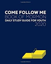 Come Follow Me Book of Mormon Daily Study Guide For Youth 2020