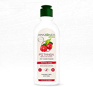 AMAZÔNIA PET CARE PET Conditioner an All Natural Conditioner for Dogs and Cats- The Brazilian Cherry is high in antioxidan...