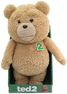 ted 2 テッド2[ぬいぐるみ]16インチトーキングぬいぐるみ/スタンダード/緑バージョン