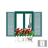 Boji - Fustella in metallo per tagliare finestre in metallo, per scrapbooking