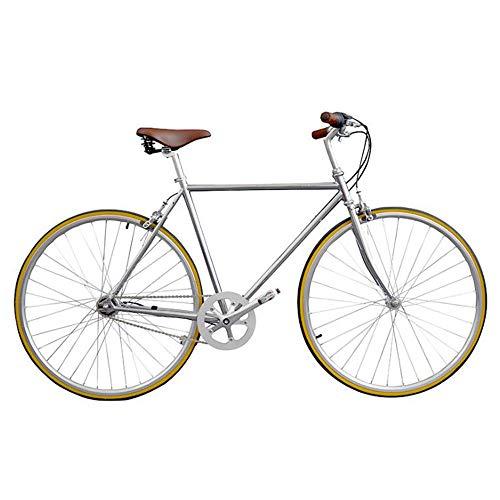KAMELUN Bicicletta da Città Leggera per Il Tempo Libero Attrezzatura da Bici da Donna Bici da Città Design retrò Bici da Donna Retro Comoda Bicicletta da Città