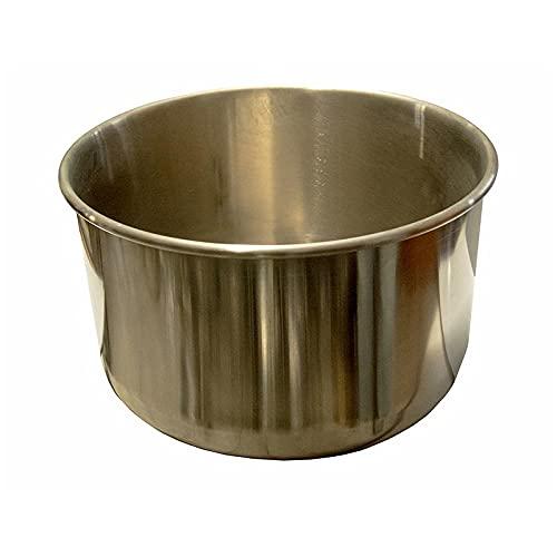 Vaso suplementario para amasar de 50 l – L2G – Acero inoxidable