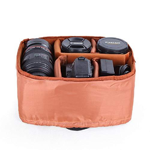 XXCLZ A Prueba de Golpes Suaves cámara Digital Bolsa Caso Liner, SLR/DSLR...