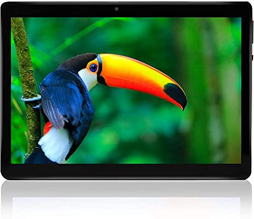 Tablet 10 Inch Android 10.0 Procesador de Cuatro Núcleos Tablet with 4GB RAM 64GB ROM Tablet PC...