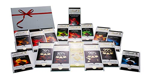 Lindt Excellence Chocolate Hamper Selection Gift Box (Total Indulgence)