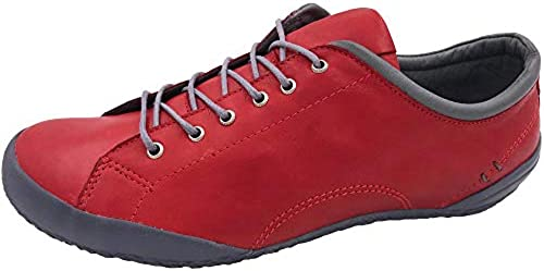 Andrea Conti Conti Conti Damen Schnürer Rot Schuhe 0342725-209  Kunden erster Ruf zuerst