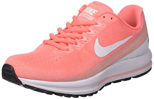 Nike Wmns Air Zoom Vomero 13, Zapatillas de Running para Mujer, Negro (Lt Atomic Pink/White/Bleached Coral 600), 44 EU