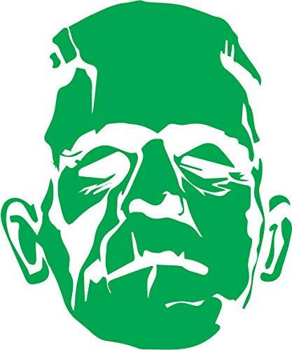 Frankenstein's Monster Vinyl-Aufkleber Horror Monster Boris Karloff