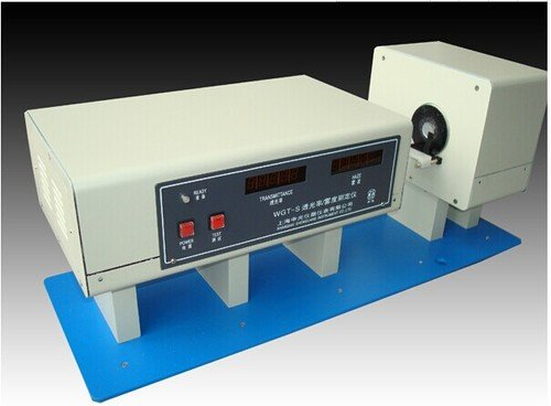 Gowe le module de Transmission de haze haze analyseur mesure Transmittance m Plage de mesure : 0–30.00% (mesure absolue); 1–99 30. mesure relative (%)