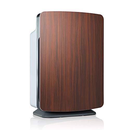 Save %15 Now! Alen BreatheSmart Classic Large Room Air Purifier, 1100 sqft. Big Coverage Area, HEPA Filter for Mold, Bacteria, Allergies, Pollen, Dust, Dander and Fur in Rosewood