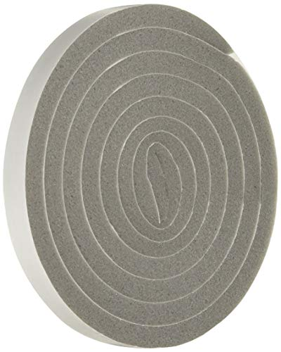 ニトムズ すきまテープ 2巻パック グレー 10mm×15mm×2m E0220 2パック入り