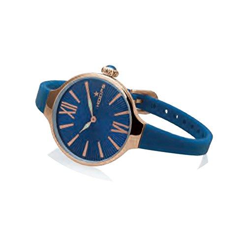 Orologio Donna Chérie Midi Gold Blu 2570LG-04 - Hoops