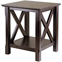 Winsome Xola Occasional Table (Cappuccino)